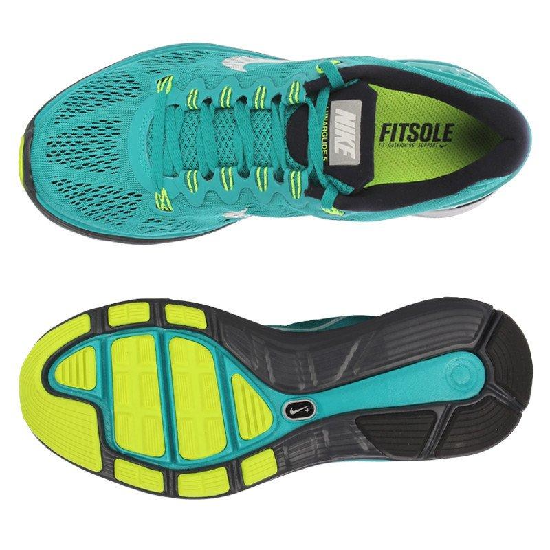 2587b3238301 buty do biegania męskie NIKE LUNARGLIDE+ 5   599160-300 ...