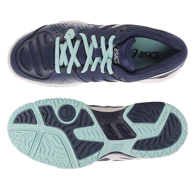 buty tenisowe damskie ASICS GEL DEDICATE 4 E557Y 5001