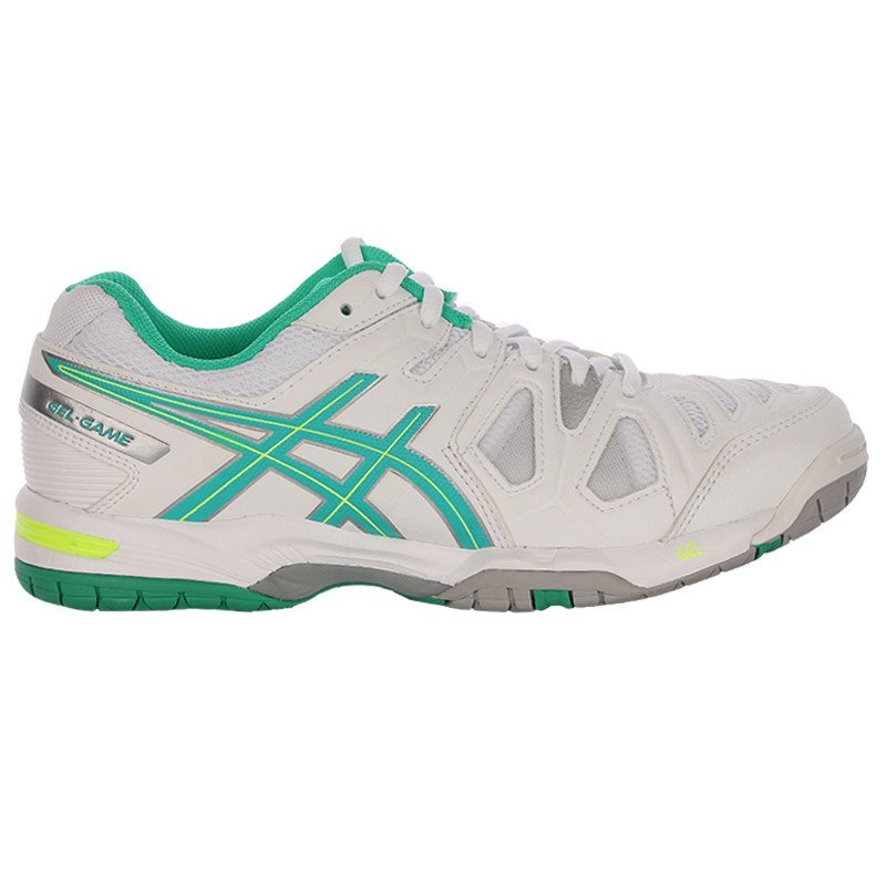 Details about Professional Asics Gel Game 5 Women's Tennis Shoes Sports Training Sneakers
