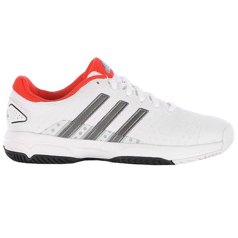 Adidas Barricade Team 4 Buty Do Sprzedaży Białe Adidas