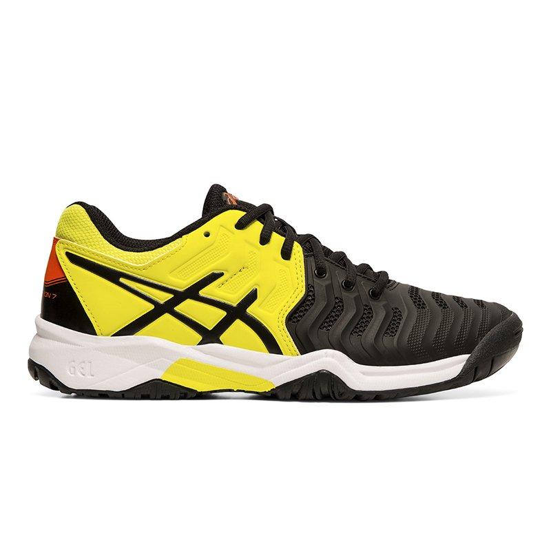 buty tenisowe juniorskie ASICS GEL RESOLUTION 7 GS C700Y