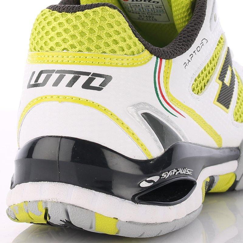 Buty tenisowe juniorskie lotto raptor evo ii jr s1492 for Pol junior design
