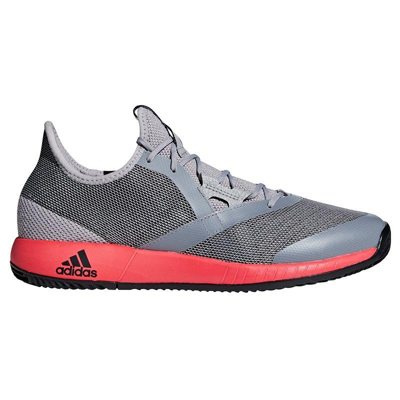 duże zniżki Szare Obuwie do tenisa, Adidas Adizero Defiant