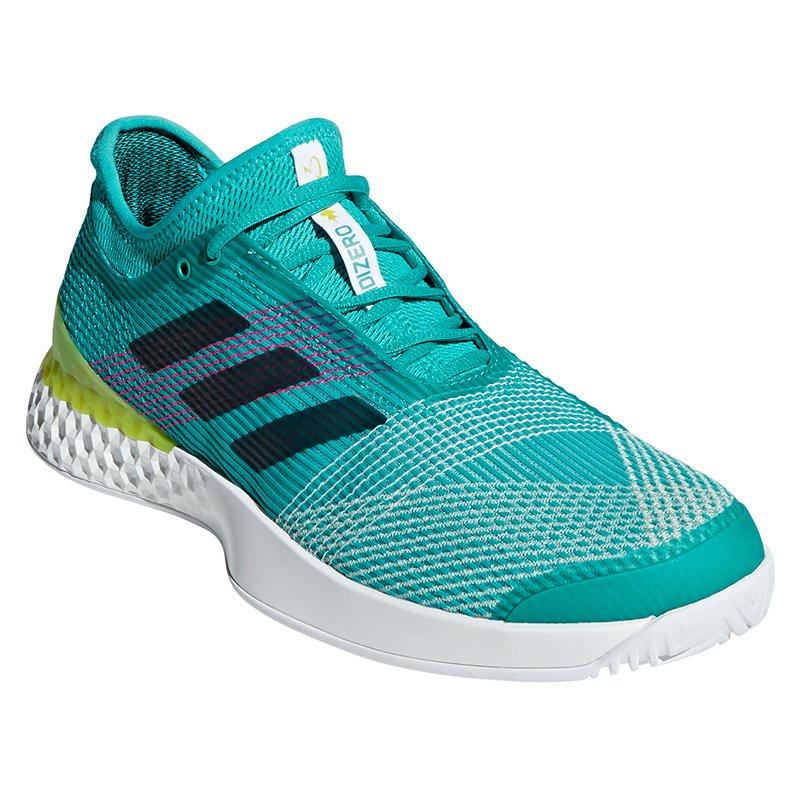 578f1c9b6 buty tenisowe męskie ADIDAS ADIZERO UBERSONIC 3   CP8852 ...