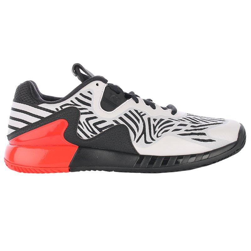 18c1a19df buty tenisowe męskie ADIDAS ADIZERO Y-3 CLAY Roland Garros 2016 ...