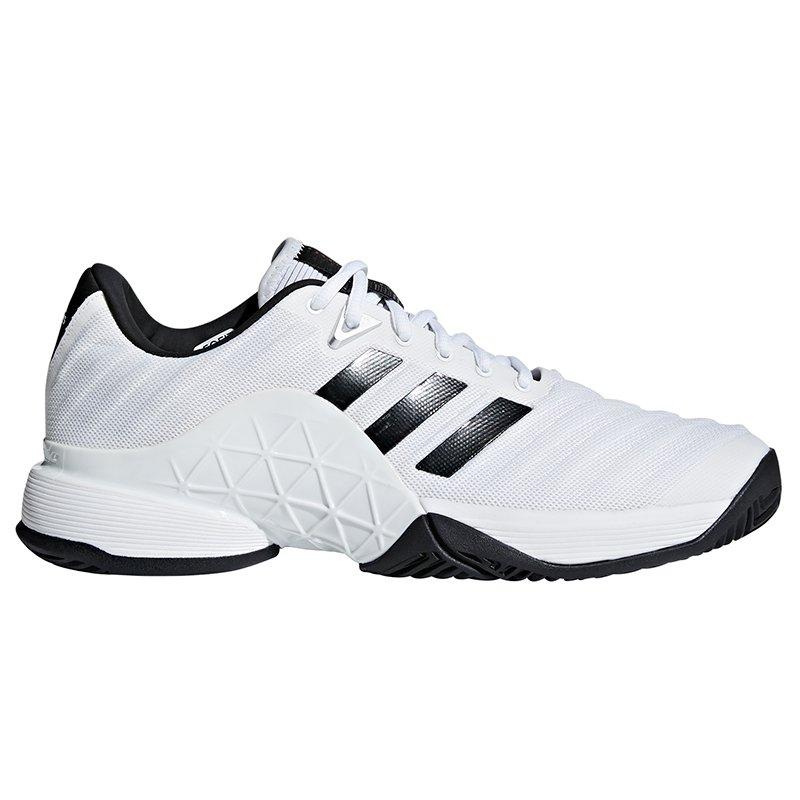 Męskie buty tenisowe Adidas Barricade whitecore black