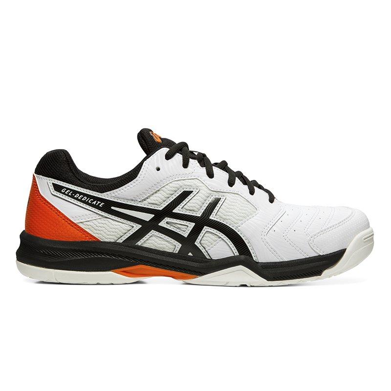 buty tenisowe męskie ASICS GEL DEDICATE 6 1041A074 100