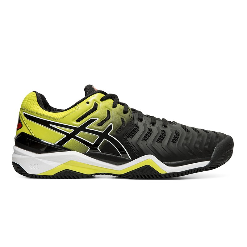buty tenisowe męskie ASICS GEL RESOLUTION 7 CLAY E702Y 003