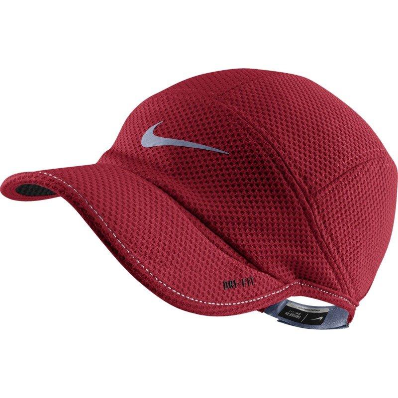 czapka do biegania NIKE MESH DAYBREAK CAP 520787 657