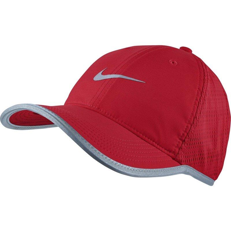 czapka do biegania NIKE RUN KNIT MESH 810132 657