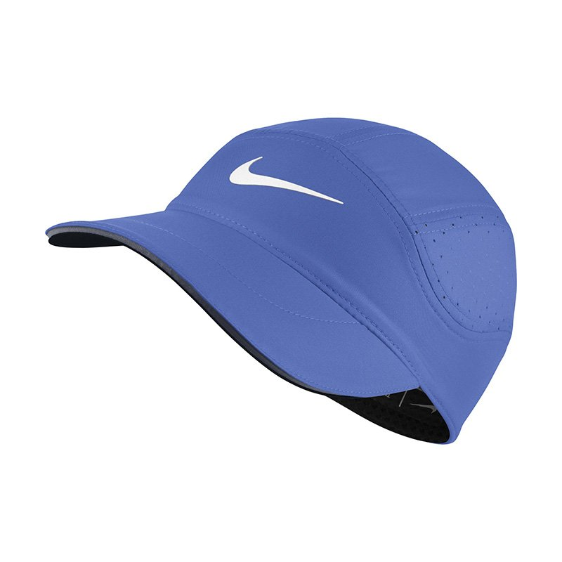 czapka do biegania damska NIKE AEROBILL RUNNING CAP 848411 478