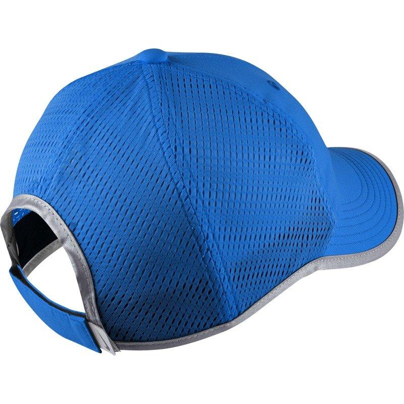 czapka do biegania damska NIKE RUN KNIT MESH 810138 406