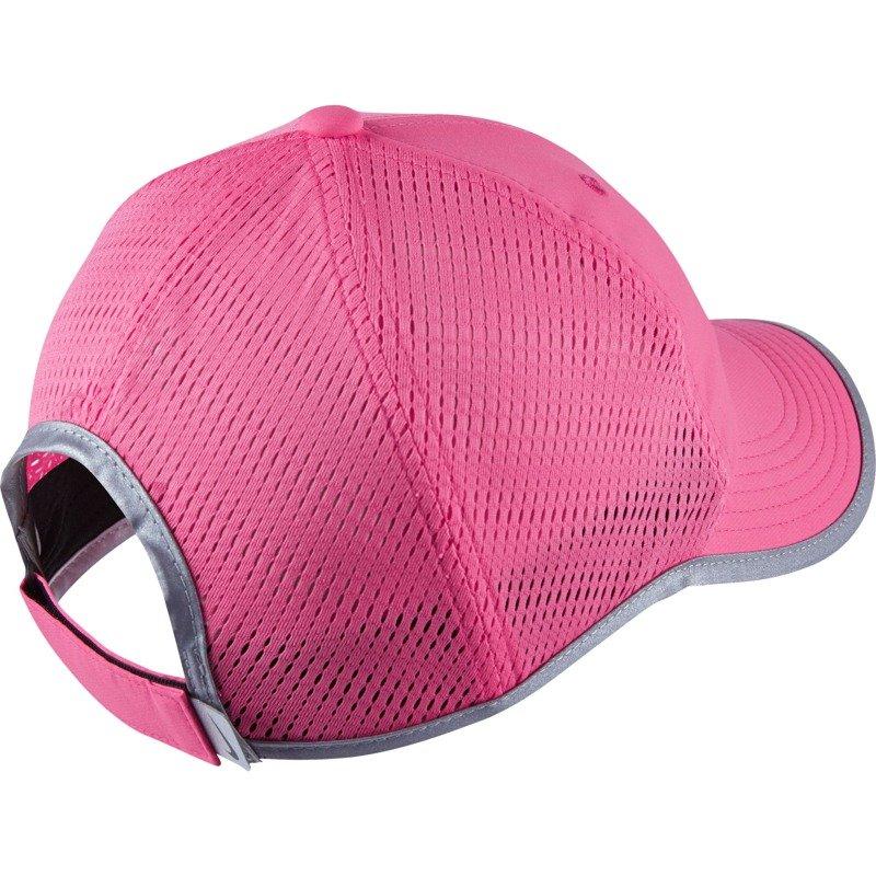 czapka do biegania damska NIKE RUN KNIT MESH 810138 627