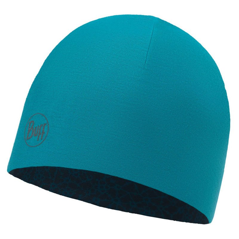 f9e1312877ad czapka dwustronna do biegania BUFF MICROFIBER REVERSIBLE HAT BUFF    115336.718.10.00 ...