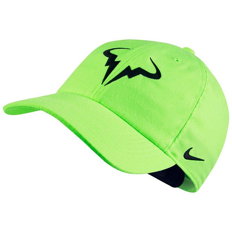 czapka tenisowa NIKE RAFA AROBILL H86 CAP 850666 367