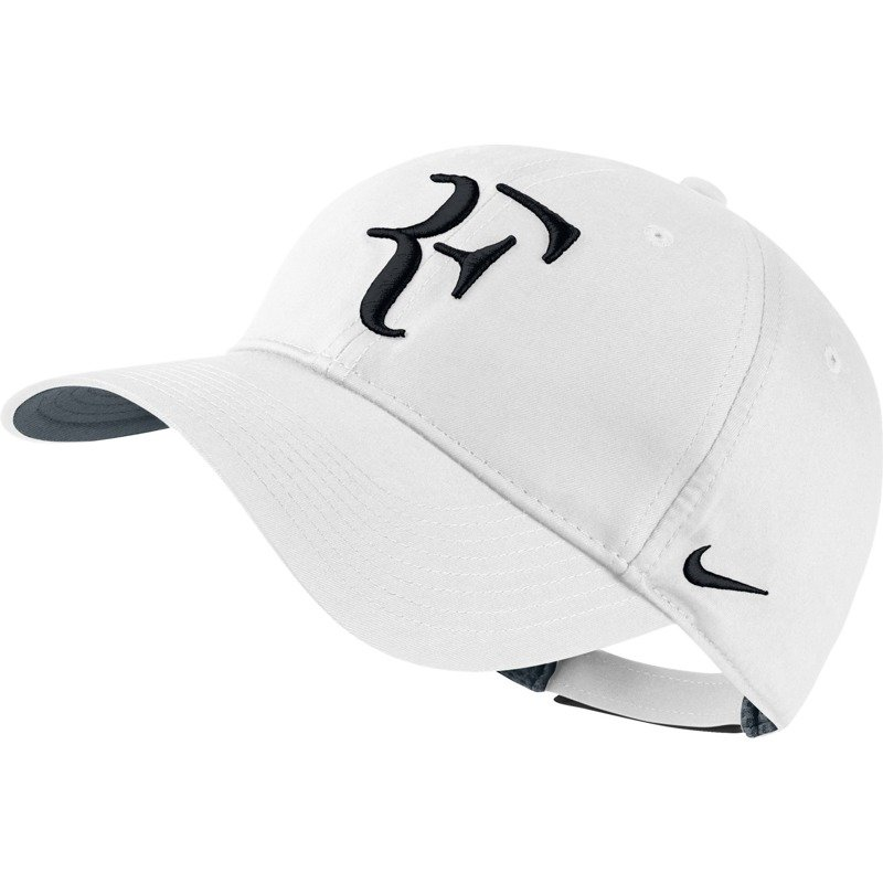 czapka tenisowa NIKE RF HYBRID CAP Roger Federer 371202 106