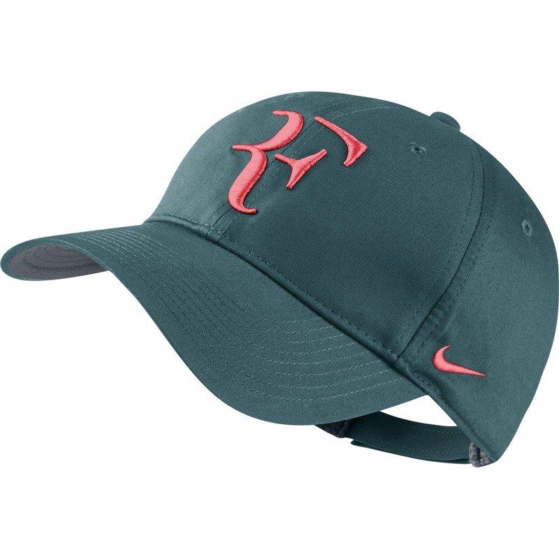 czapka tenisowa NIKE RF HYBRID CAP Roger Federer 371202 307
