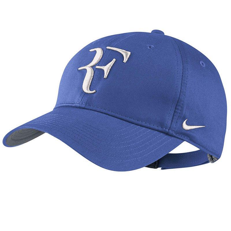 czapka tenisowa NIKE RF HYBRID CAP Roger Federer 371202 480