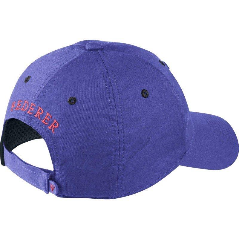 czapka tenisowa NIKE RF HYBRID CAP Roger Federer 371202 518