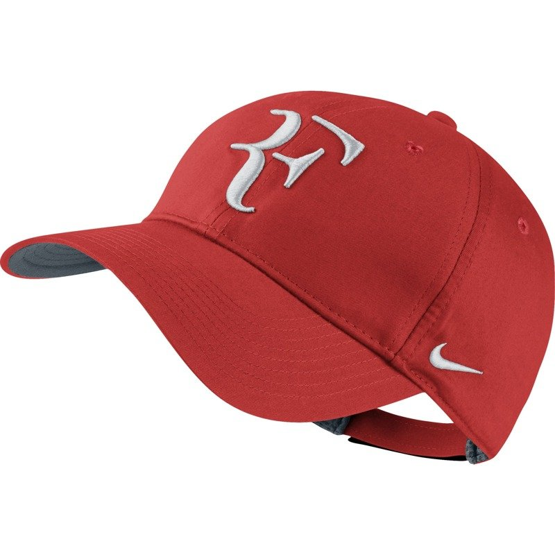czapka tenisowa NIKE RF HYBRID CAP Roger Federer 371202 696