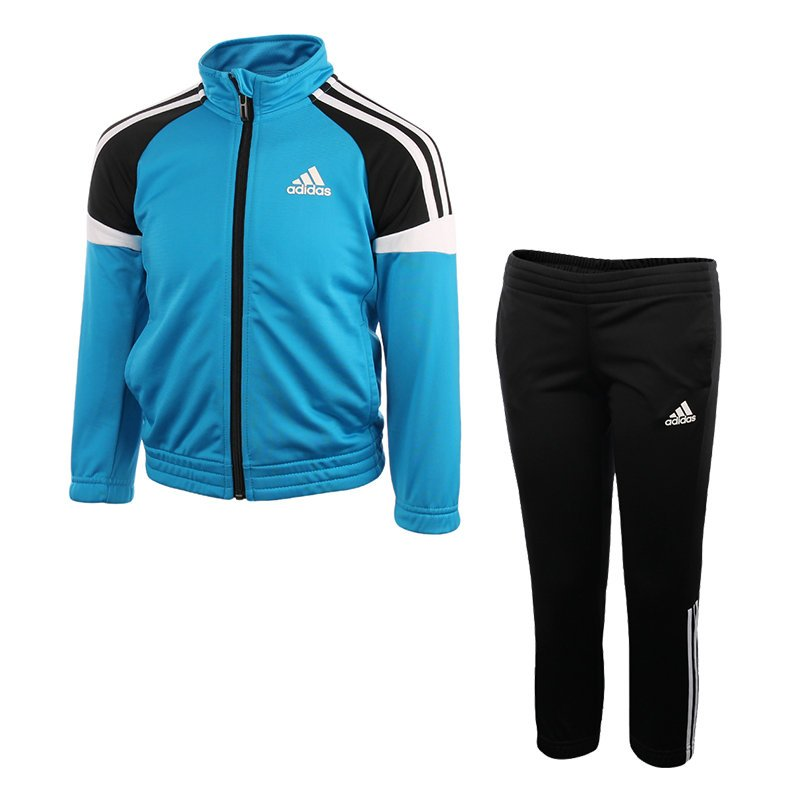 fc796e7221082 dres tenisowy chłopięcy ADIDAS TRACKSUITS KNITTED TIBERIO KNIT ...