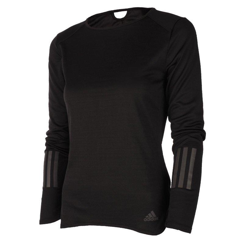 Sklep: koszulka do biegania damska adidas response long