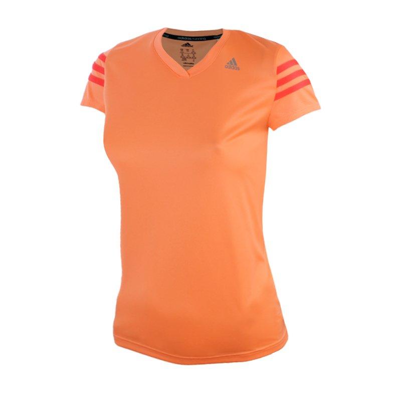 nowe style sprzedawca hurtowy kup popularne koszulka do biegania damska ADIDAS RESPONSE TEE / AI8269