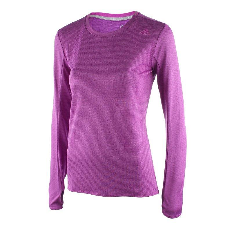 kupować tanio miło tanio oficjalny dostawca koszulka do biegania damska ADIDAS SUPERNOVA LONG SLEEVE TEE / AX7481