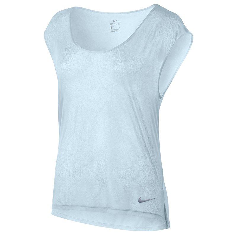 5acd5151b656b0 koszulka do biegania damska NIKE BREATHE TOP SHORT SLEEVE COOL ...