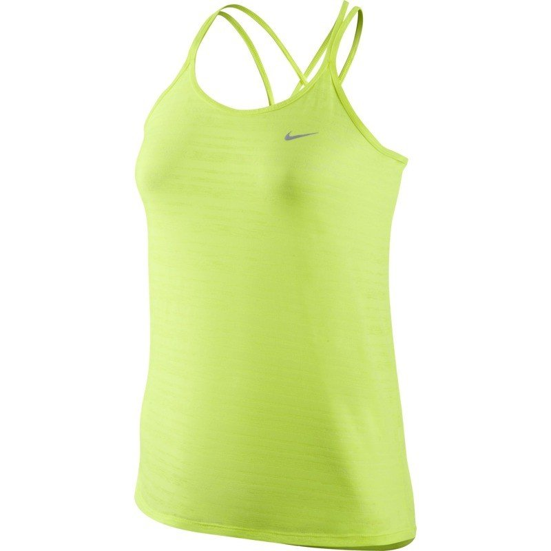 f828d950c koszulka do biegania damska NIKE DRI FIT COOL BREEZE STRAPPY TANK ...