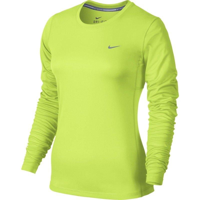 40fb5e534 ... koszulka do biegania damska NIKE MILER LONG SLEEVE / 686904-702. 1. 2.  PrevNext. Kliknij na zdjęcie, aby je powiększyć