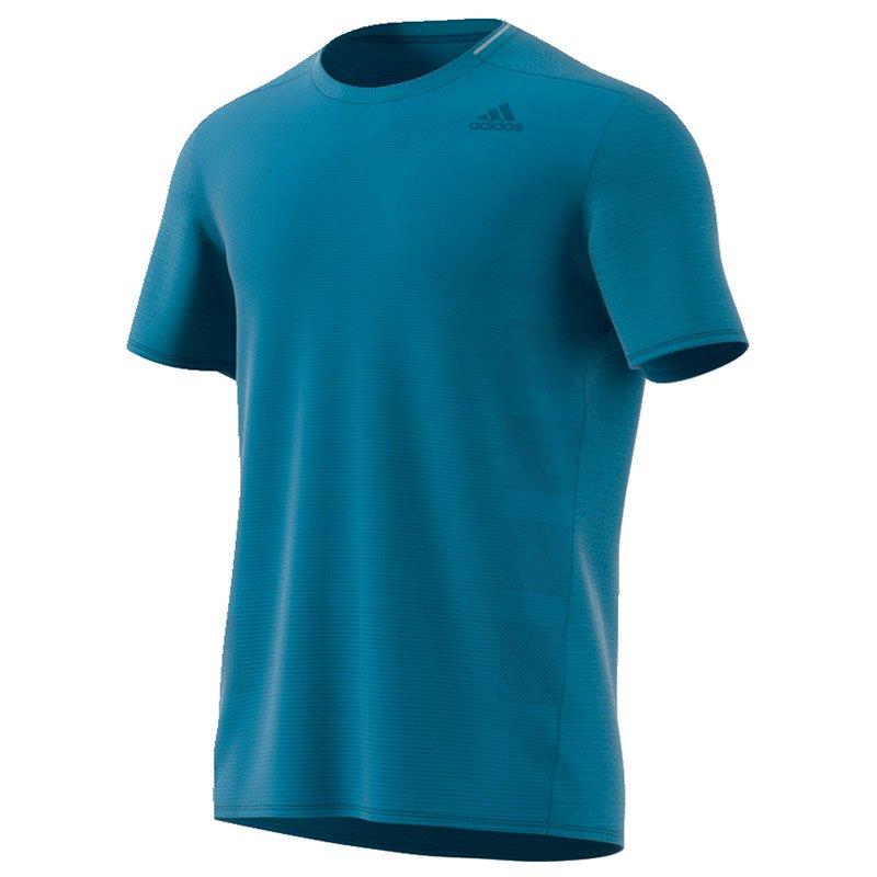 koszulka do biegania męska ADIDAS SUPERNOVA SHORT SLEEVE TEE BQ7258