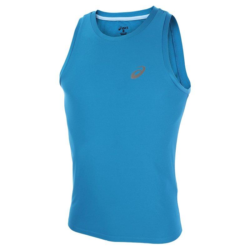 koszulka do biegania męska ASICS SINGLET 134082 8154
