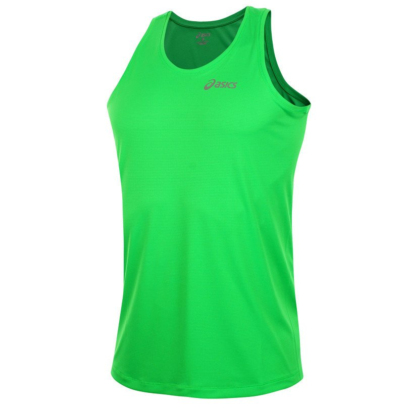 1c07e190a2035 koszulka do biegania męska ASICS SINGLET   Internetowy sklep ...