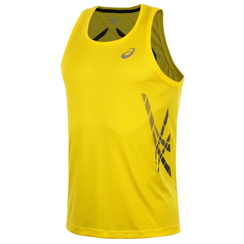 89e5bfd1a08ca koszulka do biegania męska ASICS SPEED SINGLET   Internetowy sklep ...