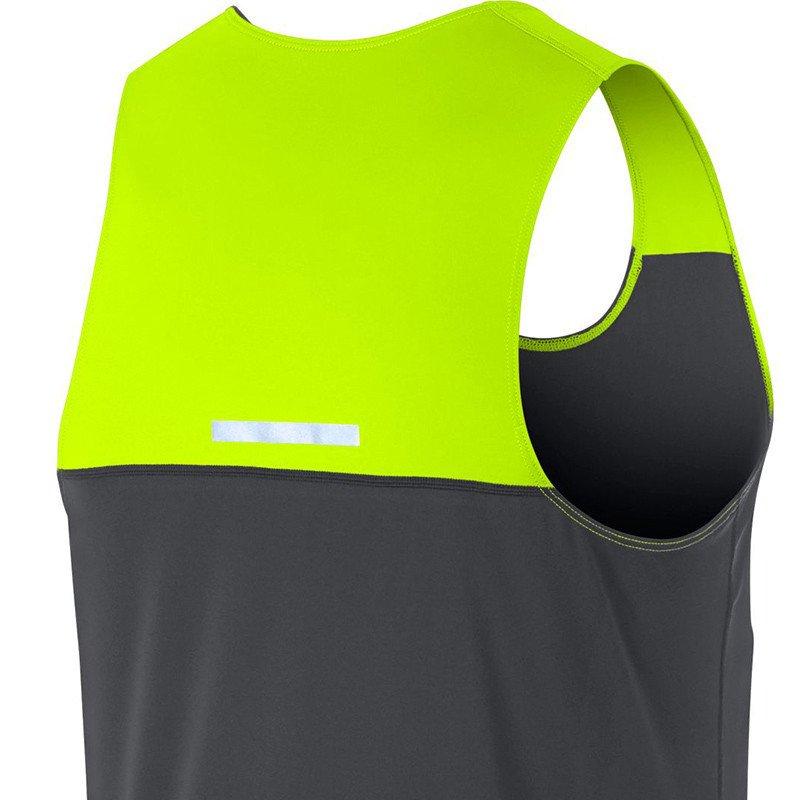 e961a9804 ... koszulka do biegania męska NIKE DRI-FIT RACING TANK / 598996-061. 1. 2.  3. 4. 5. PrevNext. Kliknij na zdjęcie, aby je powiększyć
