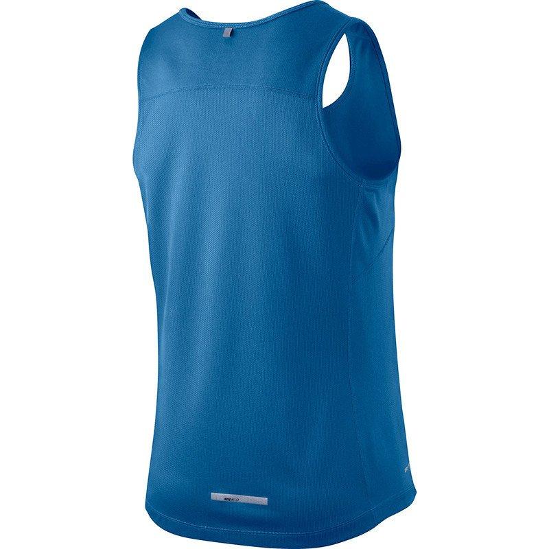 47a68995c38ba koszulka do biegania męska NIKE MILER SINGLET (TEAM)   519694-418 ...