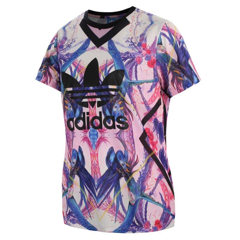 adidas koszulki damskie florera
