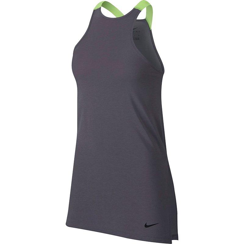 fcc8bf7d6 ... koszulka sportowa damska NIKE GYM TRAINING TANK / 889028-036. 1. 2.  PrevNext. Kliknij na zdjęcie, aby je powiększyć