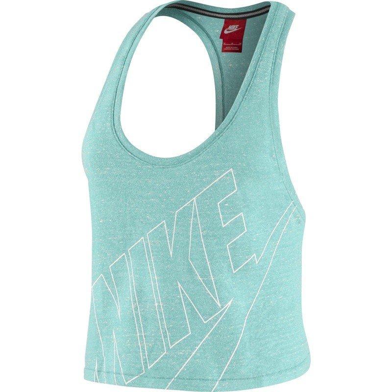 53ffc5662 ... koszulka sportowa damska NIKE GYM VINTAGE TANK-CROPPED / 642778-466. 1.  2. PrevNext. Kliknij na zdjęcie, aby je powiększyć