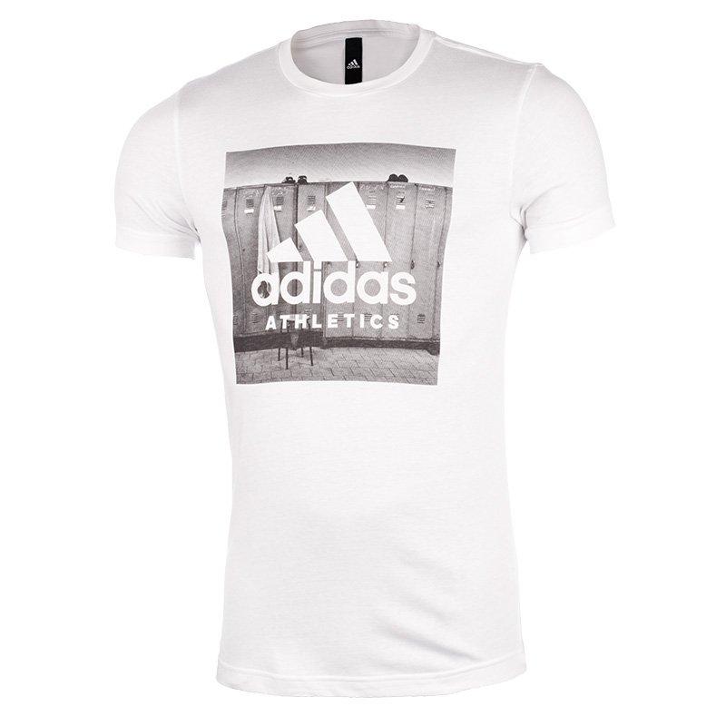 e55a386287f872 koszulka sportowa męska ADIDAS CATEGORY ATHLETIC / BK2793 ...