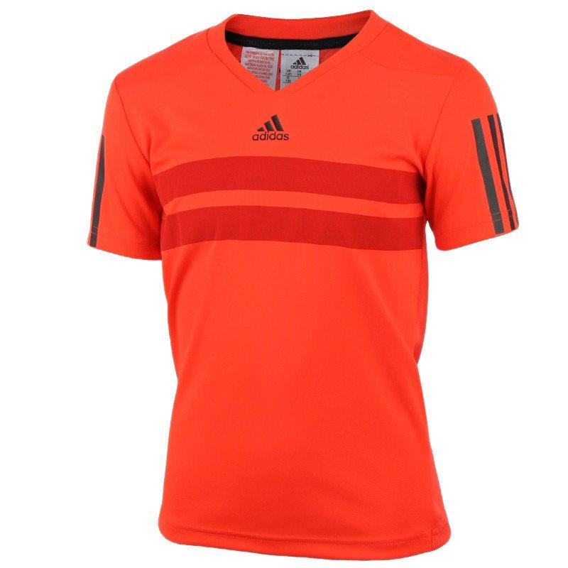koszulka tenisowa chłopięca ADIDAS BARRICADE TEE S15828
