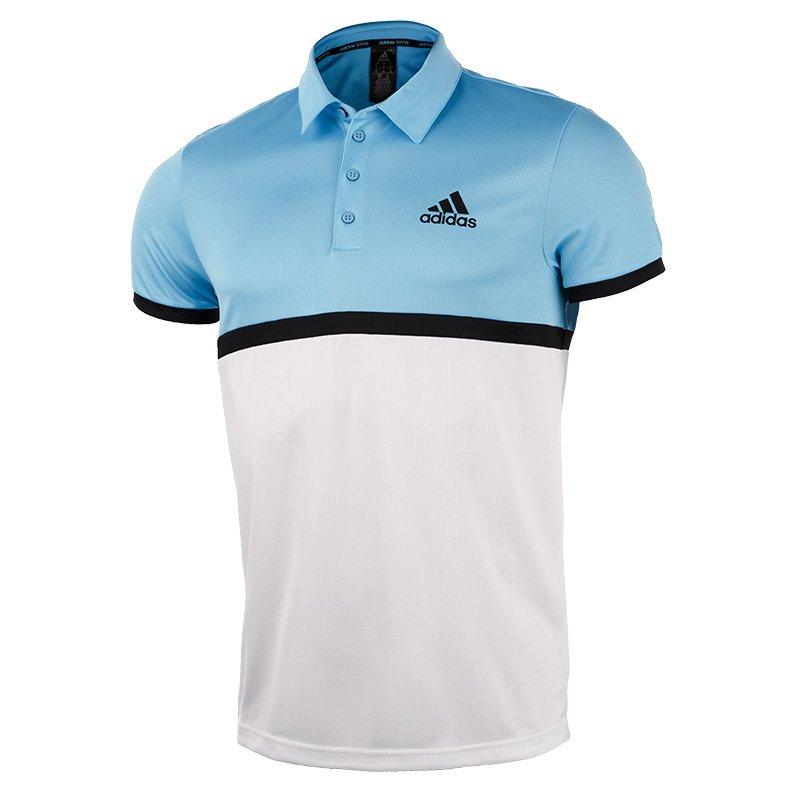512f34433 koszulka tenisowa męska ADIDAS COURT POLO / BK7042 | Internetowy ...