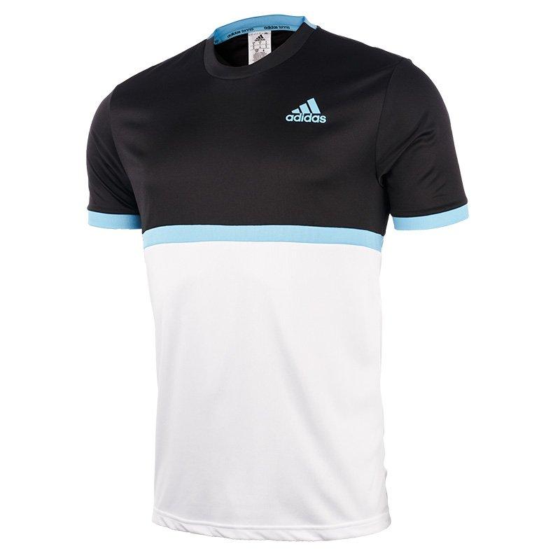 585d824ef koszulka tenisowa męska ADIDAS COURT TEE / BK7043 | Internetowy ...