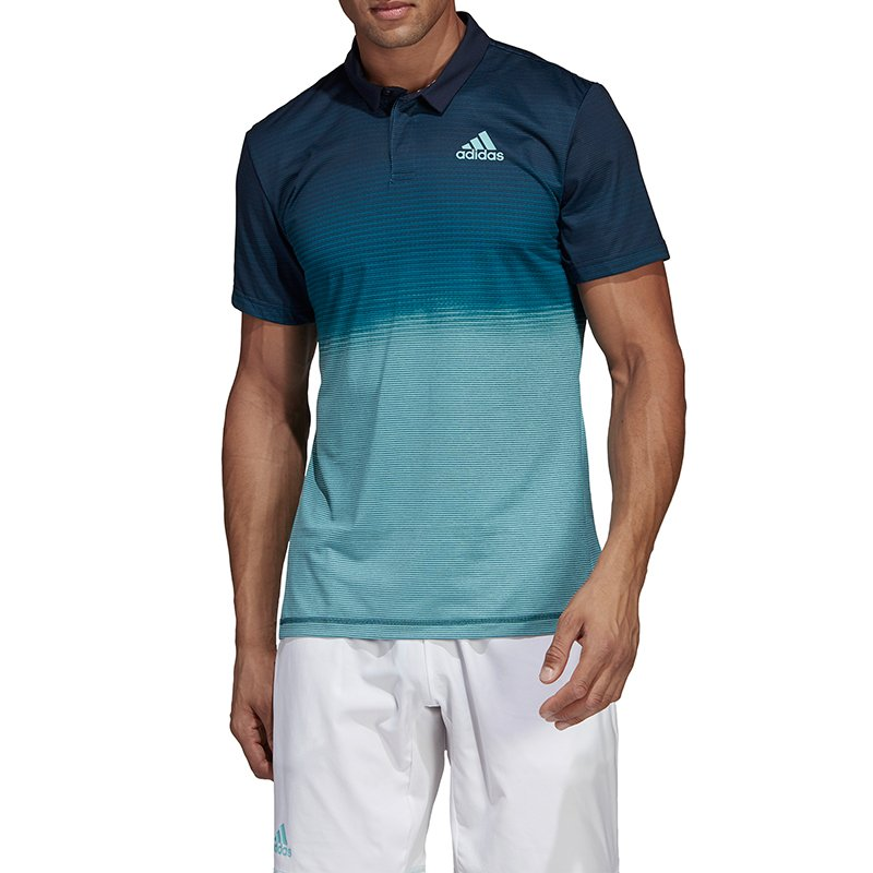 727d9db31 koszulka tenisowa męska ADIDAS PARLEY POLO / DT4195 | Internetowy ...