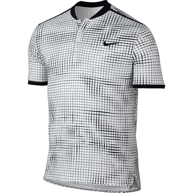 koszulka tenisowa męska NIKE ADVANTAGE POLO PREMIER 801702 100