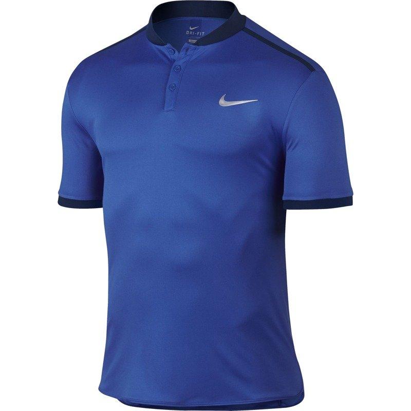koszulka tenisowa męska NIKE ADVANTAGE POLO SOLID 729384
