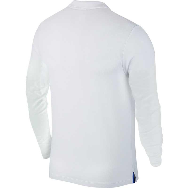 koszulka tenisowa męska NIKE COURT RF POLO LS Roger Federer AJ8048 100