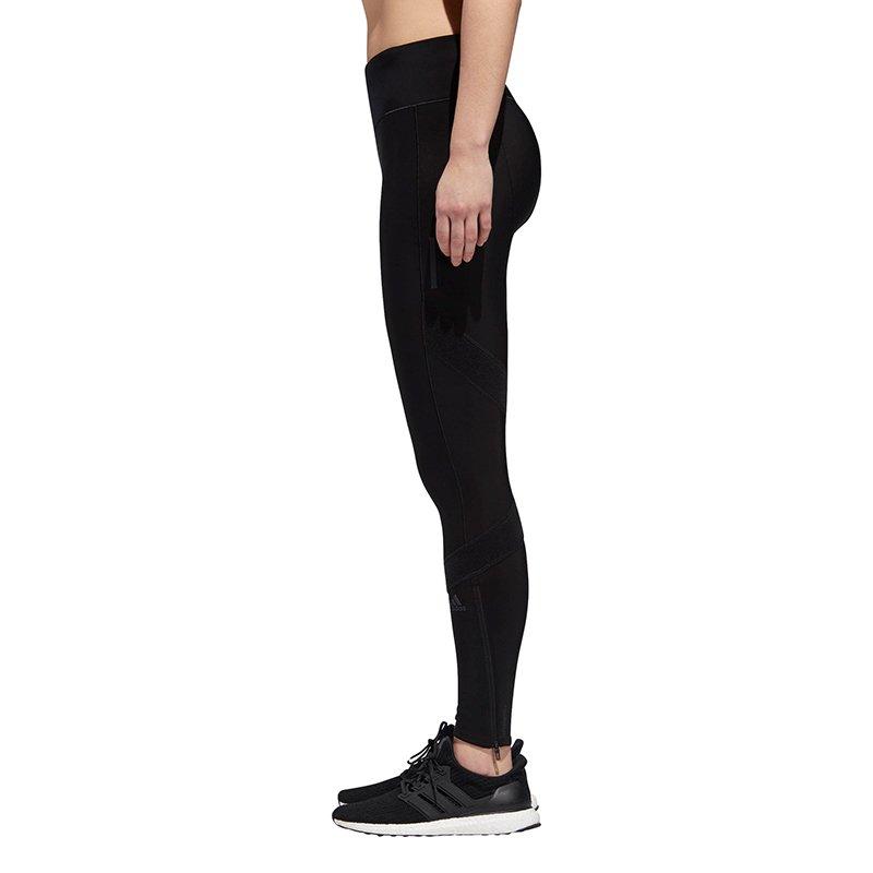 szeroki zasięg najlepszy design trampki legginsy do biegania damskie ADIDAS HOW WE DO CLIMAHEAT ...