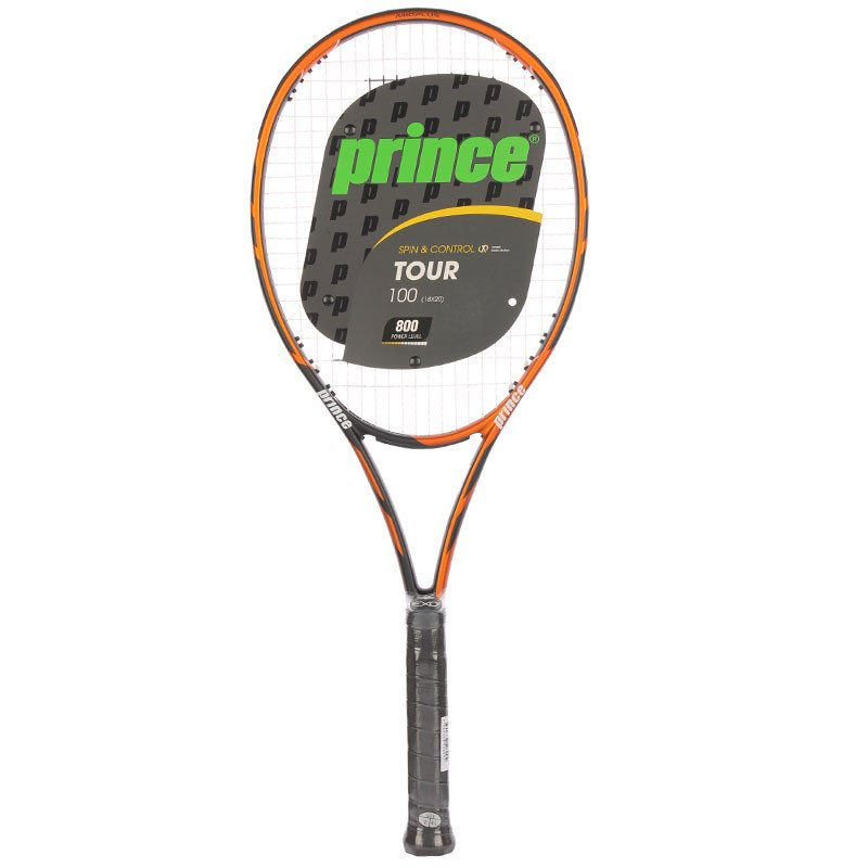 Теннисная ракетка PRINCE TOUR 100 18x20, G2 - 4 1/4